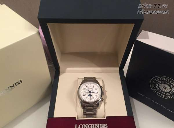 The Longines Master Collection L26734783